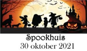 Spookhuis – Halloween wijkfeest @ Speeltuin de Meent